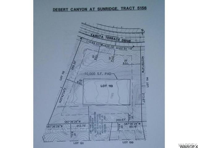 3050 Tahuta Terrace Drive, Bullhead, AZ 86429 (MLS #935366) :: The Lander Team
