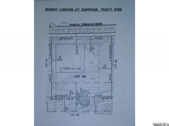 3090 Tahuta Terrace Drive, Bullhead, AZ 86429 (MLS #935372) :: AZ Properties Team | RE/MAX Preferred Professionals