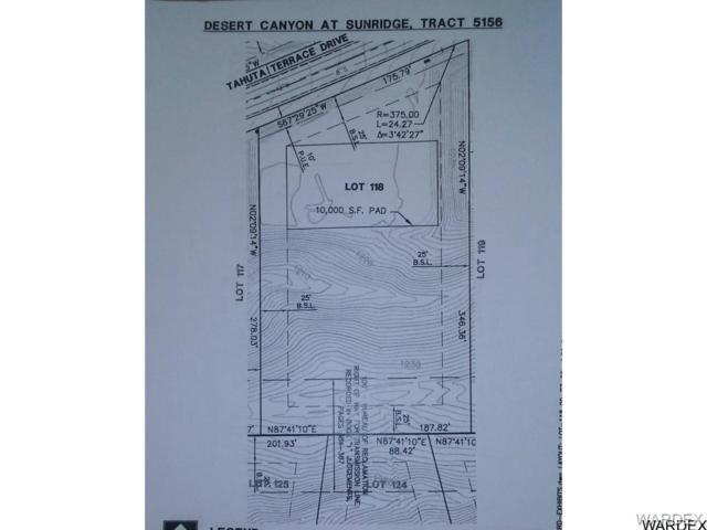 3130 Tahuta Terrace Drive, Bullhead, AZ 86429 (MLS #935377) :: The Lander Team