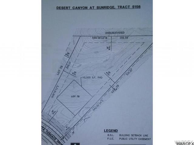 3165 Tahuta Terrace Drive, Bullhead, AZ 86429 (MLS #935384) :: The Lander Team