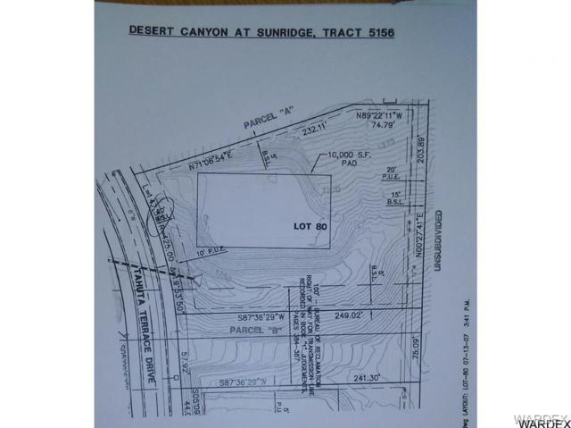 3185 Tahuta Terrace Drive, Bullhead, AZ 86429 (MLS #935391) :: The Lander Team