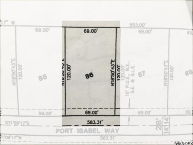 2689 Port Isabel Way, Bullhead, AZ 86429 (MLS #935529) :: The Lander Team