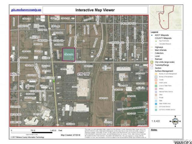 00 Airway Avenue, Kingman, AZ 86401 (MLS #938313) :: The Lander Team