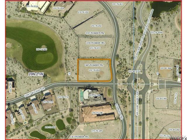 1407 Pioneer Trail, Bullhead, AZ 86429 (MLS #938568) :: The Lander Team