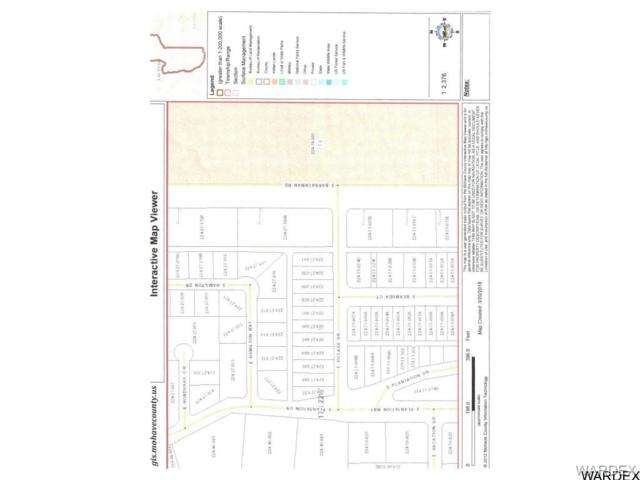 1449 E Village Drive, Mohave Valley, AZ 86440 (MLS #938806) :: The Lander Team