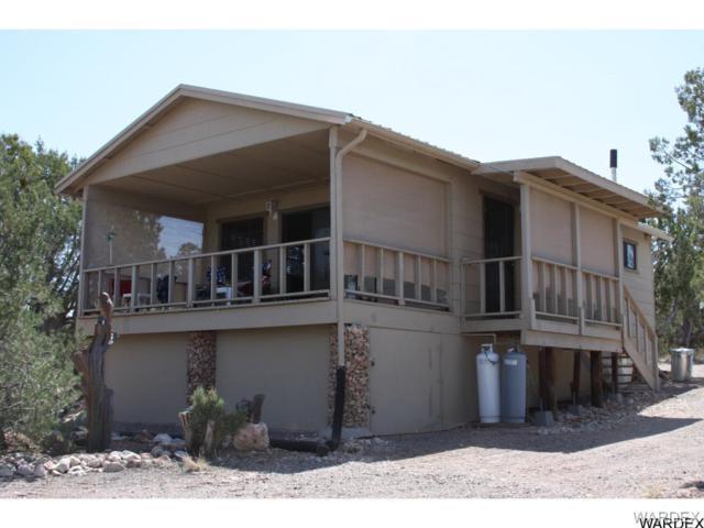 57602 N Hermana Lane, Seligman, AZ 86337 (MLS #939224) :: The Lander Team