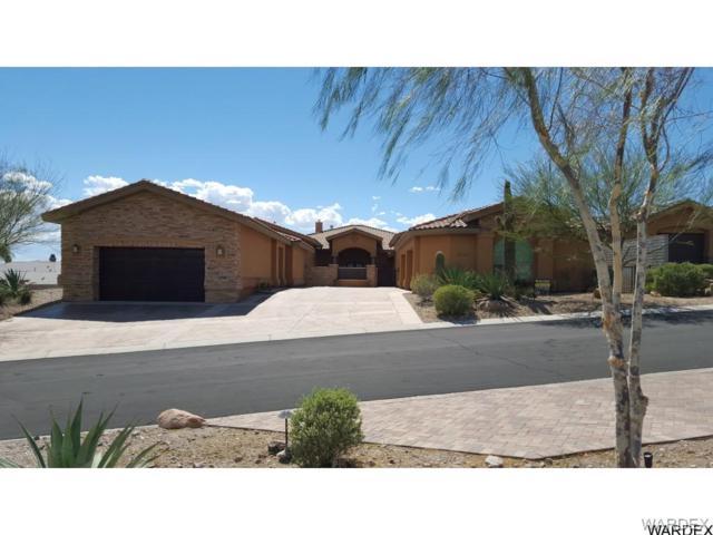 1423 Pioneer Trail, Bullhead, AZ 86429 (MLS #939443) :: The Lander Team