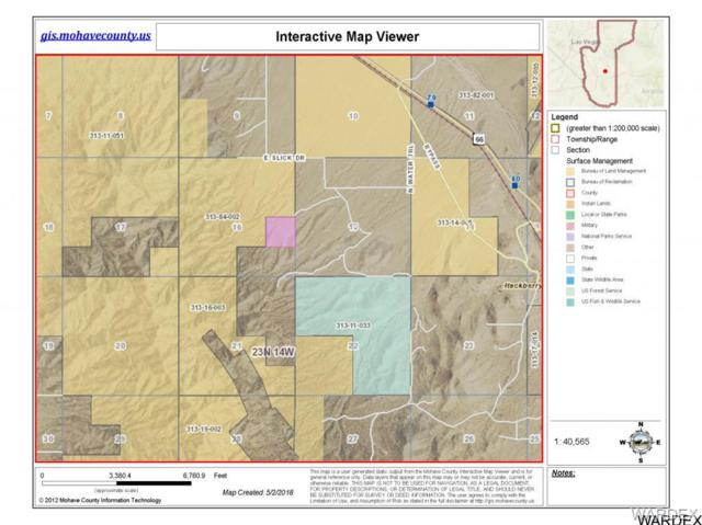 000 N Mine Road, Kingman, AZ 86409 (MLS #940027) :: The Lander Team