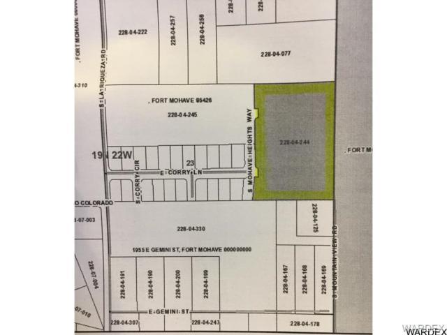 000 Corry Lane, Fort Mohave, AZ 86426 (MLS #940050) :: The Lander Team