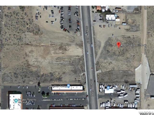 4090 Stockton Hill Road, Kingman, AZ 86409 (MLS #940077) :: The Lander Team