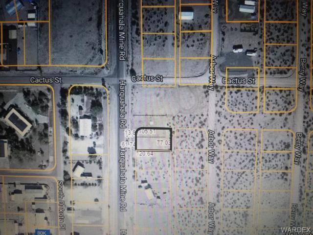 0 Harquahala Road, Salome, AZ 85348 (MLS #940291) :: The Lander Team