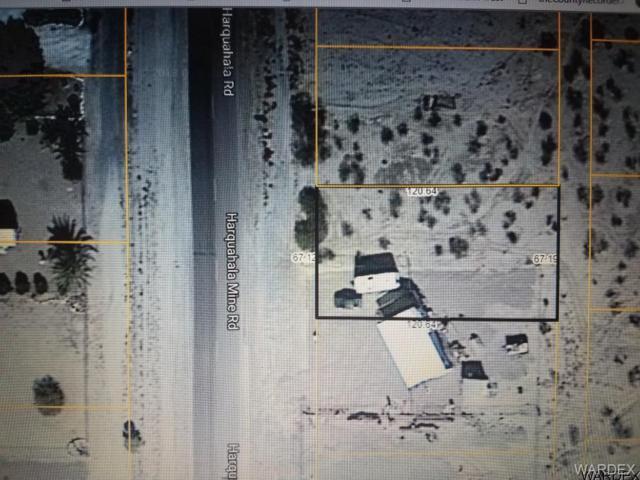 40275 Harquahala Road, Salome, AZ 85348 (MLS #940293) :: The Lander Team