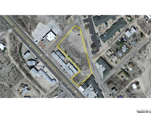 0000 Fort Beale Drive, Kingman, AZ 86401 (MLS #940464) :: The Lander Team