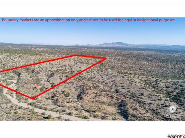 0000 S Vista Verde Lane, Kingman, AZ 86401 (MLS #940619) :: The Lander Team