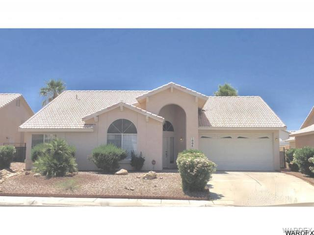 1884 Clear Lake Drive, Fort Mohave, AZ 86426 (MLS #940800) :: The Lander Team