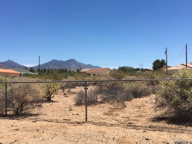TBD Berry Avenue, Kingman, AZ 86401 (MLS #940895) :: The Lander Team
