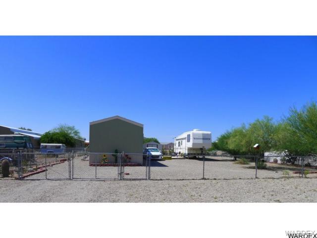 66788 Cactus Street, Salome, AZ 85348 (MLS #941361) :: The Lander Team