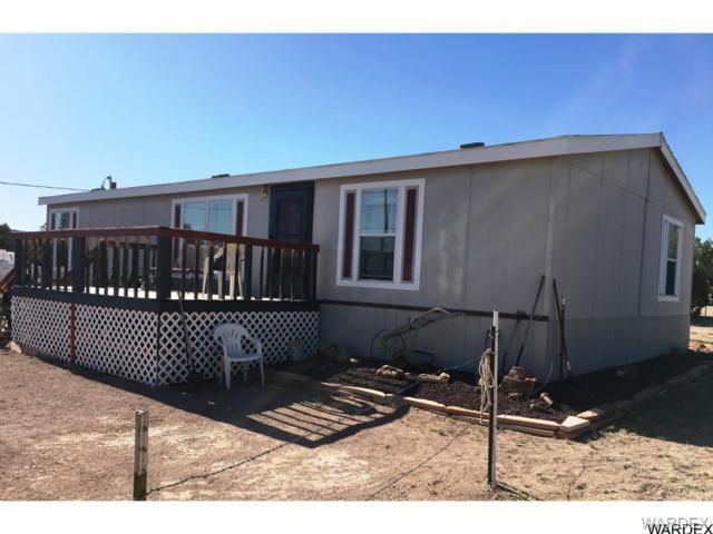 53960 E Cedar Drive, Seligman, AZ 86337 (MLS #941391) :: The Lander Team