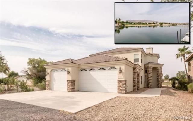 1330 Dike Road, Mohave Valley, AZ 86440 (MLS #951037) :: The Lander Team