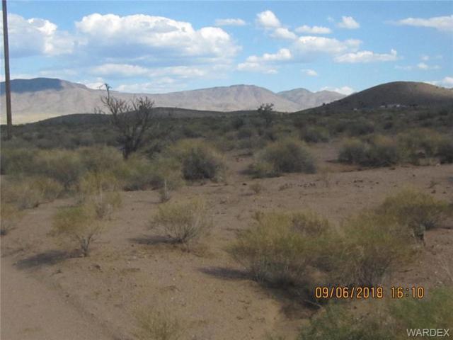 Antares Rd 47 Acres, Kingman, AZ 86401 (MLS #951442) :: The Lander Team