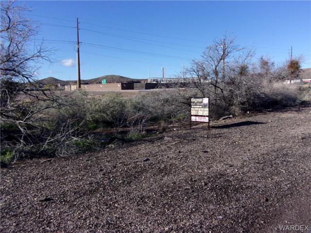 Lot #2 Beverly Ave., Kingman, AZ 86401 (MLS #952256) :: The Lander Team