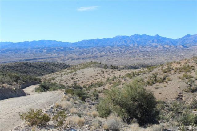 TBD Bull Springs Drive, Kingman, AZ 86401 (MLS #952883) :: The Lander Team
