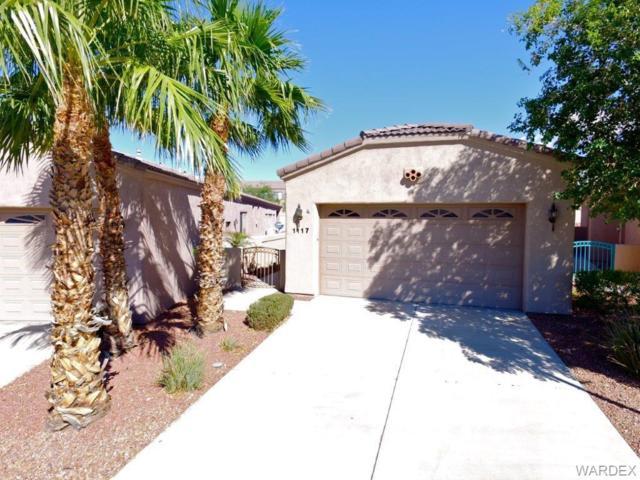 1117 Desert Marigold Circle, Bullhead, AZ 86429 (MLS #953339) :: The Lander Team