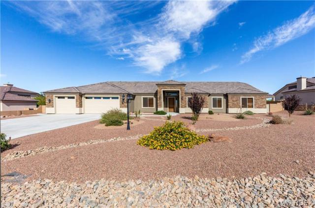 3337 Southern Vista Drive, Kingman, AZ 86401 (MLS #953544) :: The Lander Team