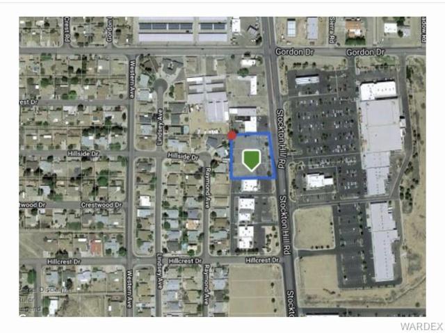3961 Stockton Hill Road, Kingman, AZ 86409 (MLS #953795) :: The Lander Team