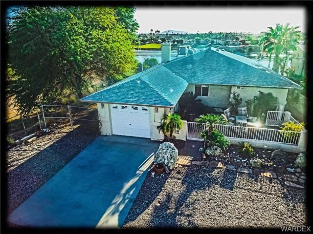 1310 E Dike Road, Mohave Valley, AZ 86440 (MLS #953804) :: The Lander Team