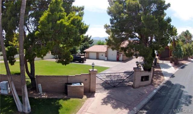 2751 Camino Del Rio, Bullhead, AZ 86442 (MLS #953916) :: The Lander Team