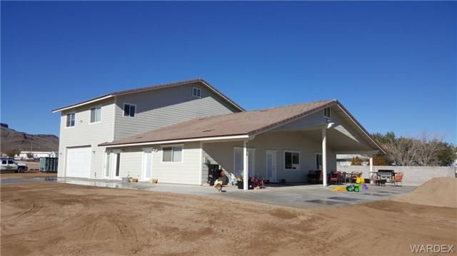 4295 N Glen Road, Kingman, AZ 86409 (MLS #953925) :: The Lander Team