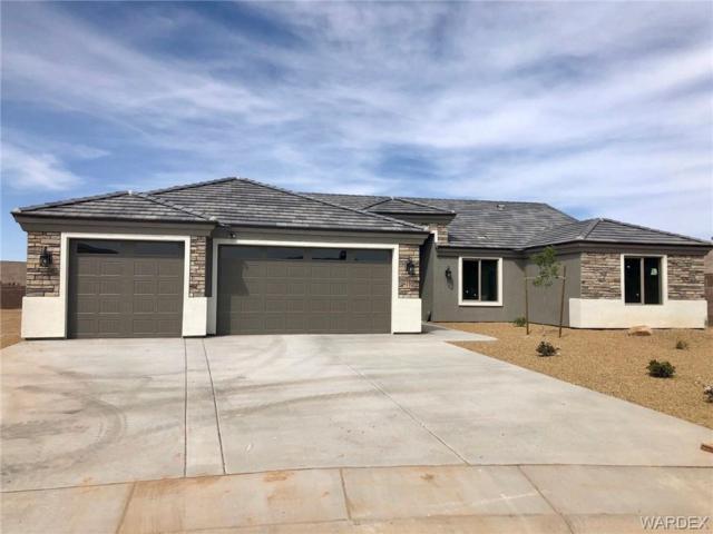 4095 Vitobello Drive, Kingman, AZ 86401 (MLS #953946) :: The Lander Team