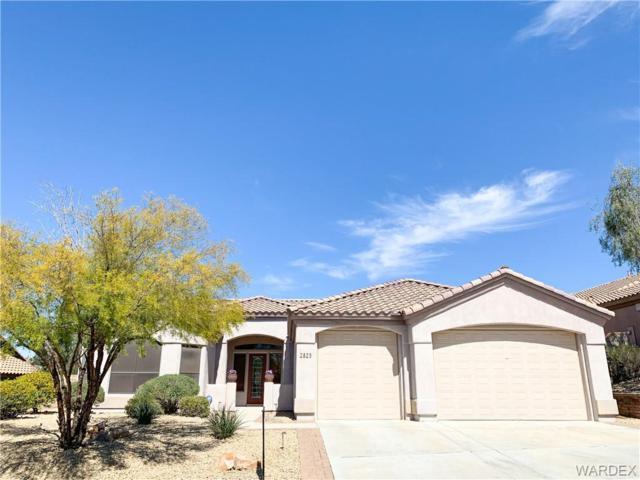 2825 Fort Silver Drive, Bullhead, AZ 86429 (MLS #954361) :: The Lander Team
