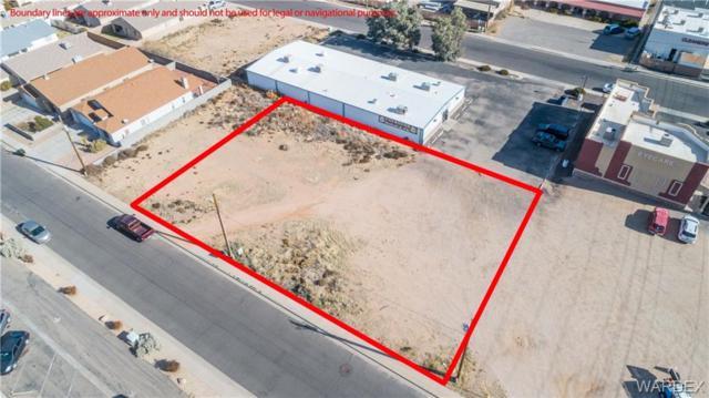 Lot 205 N Moore Street, Kingman, AZ 86401 (MLS #954577) :: The Lander Team