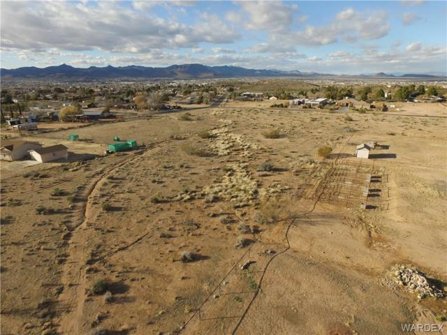 24 Acres Louise Avenue, Kingman, AZ 86401 (MLS #955360) :: The Lander Team