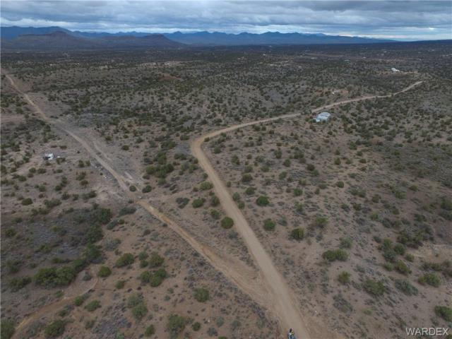 18.41 Acres N Twin Hills Road, Kingman, AZ 86409 (MLS #955434) :: The Lander Team