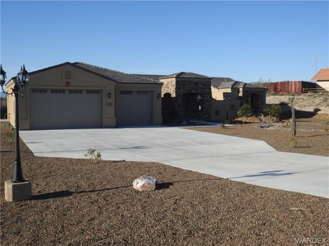 1796 Marble Canyon Drive, Bullhead, AZ 86442 (MLS #955506) :: The Lander Team