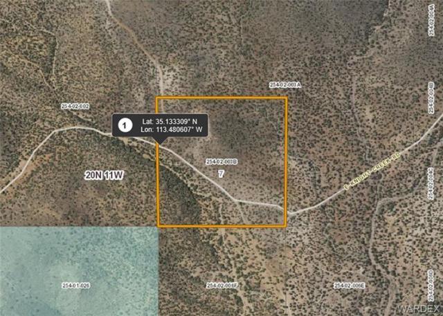 0000 E Knight Creek Rd, Kingman, AZ 86401 (MLS #956218) :: The Lander Team