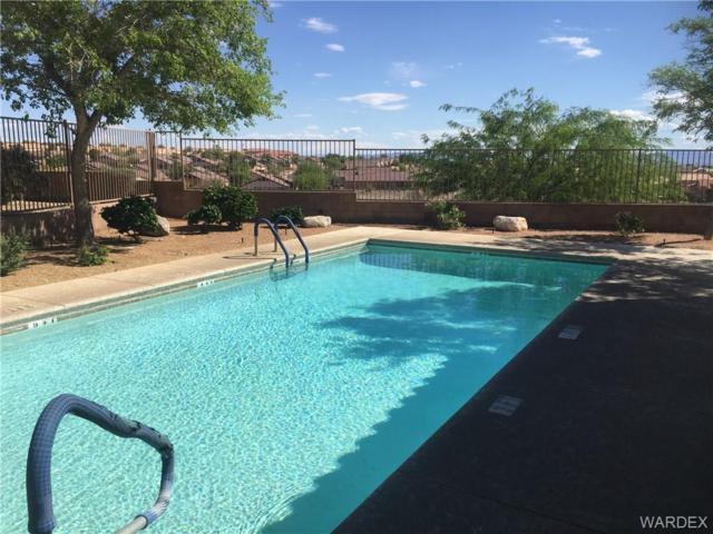 2298 Silverthorne Drive, Bullhead, AZ 86442 (MLS #956653) :: The Lander Team