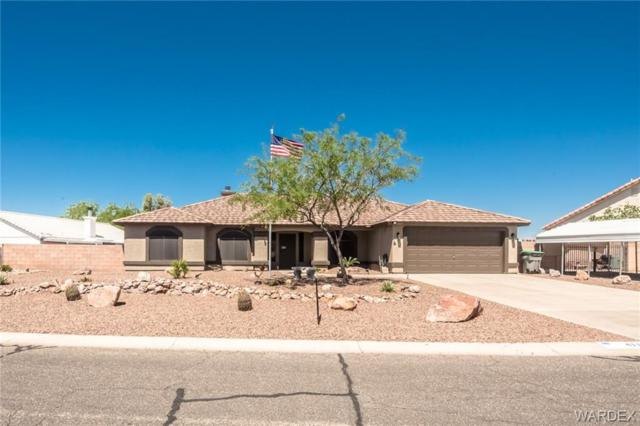 4113 S Cassidy Drive, Fort Mohave, AZ 86426 (MLS #957007) :: The Lander Team