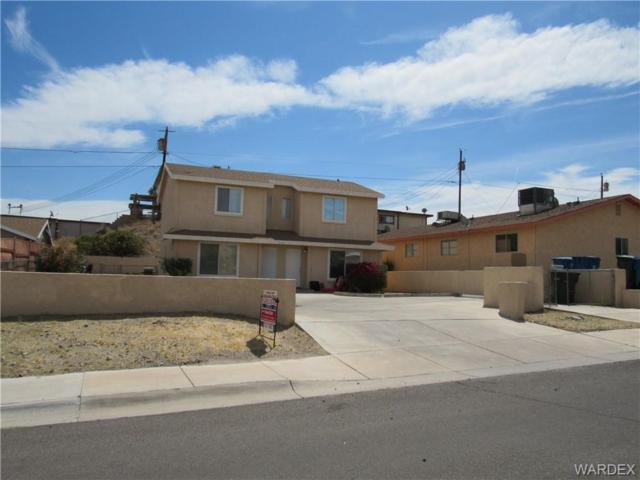 1570 Turquoise Road, Bullhead, AZ 86442 (MLS #957240) :: The Lander Team