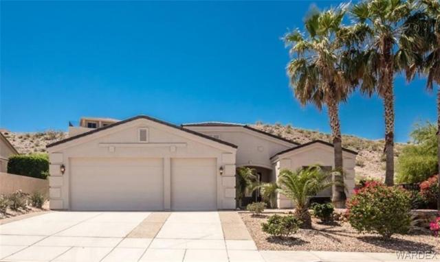 2910 Desert Trail Drive, Bullhead, AZ 86429 (MLS #957263) :: The Lander Team