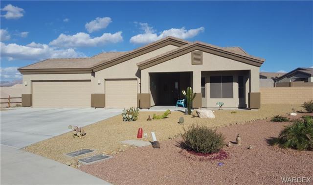 2668 Woods Canyon Road, Bullhead, AZ 86442 (MLS #957347) :: The Lander Team