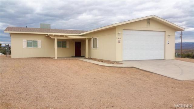 475 E Kolb Drive, Meadview, AZ 86444 (MLS #957363) :: The Lander Team