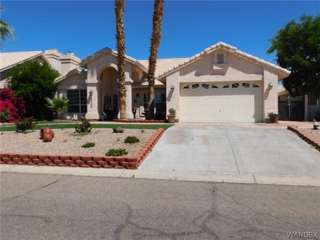 5526 S Club House, Fort Mohave, AZ 86426 (MLS #957500) :: The Lander Team