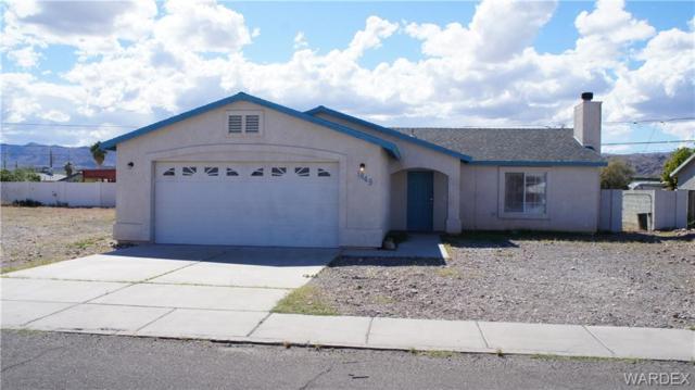1849 Bluebonnet Boulevard, Bullhead, AZ 86442 (MLS #957551) :: The Lander Team