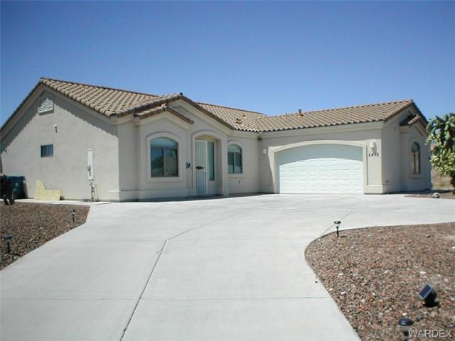 2412 Park Ridge Avenue, Bullhead, AZ 86429 (MLS #957612) :: The Lander Team