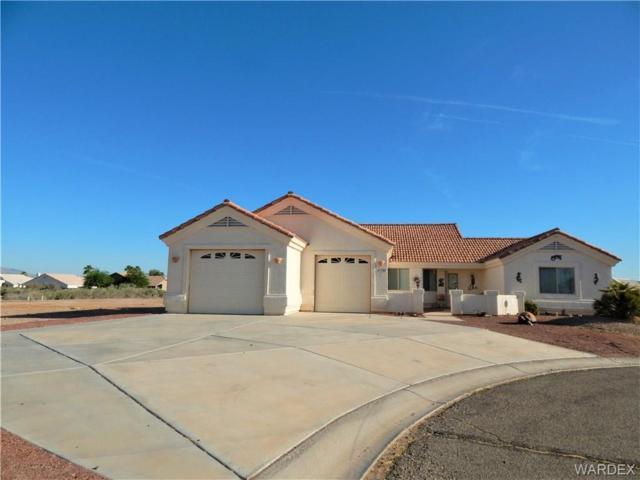 1763 E Desert Bloom Drive, Mohave Valley, AZ 86440 (MLS #957767) :: The Lander Team