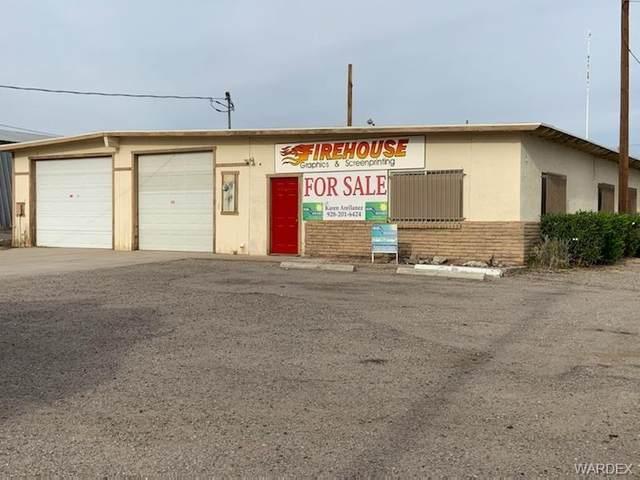 4621 S Calle El Dorado, Fort Mohave, AZ 86426 (MLS #958296) :: The Lander Team
